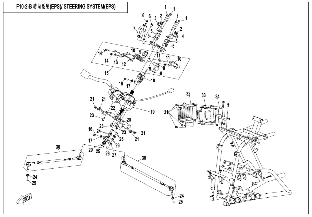 STEERING SYSTEM( EPS)