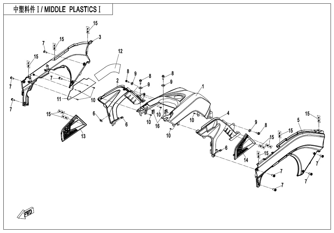MIDDLE PLASTICS(1)