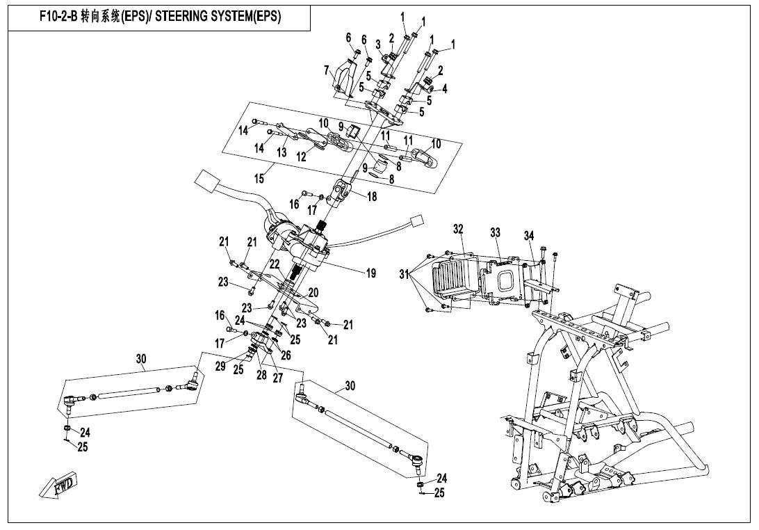 STEERING SYSTEM( EPS)